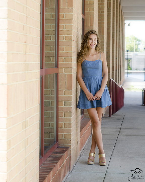 Senior Photo Session - Brooke - 16